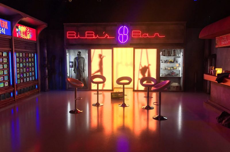 Blade Runner 2049 Promotional Event Illusion Design And Construct